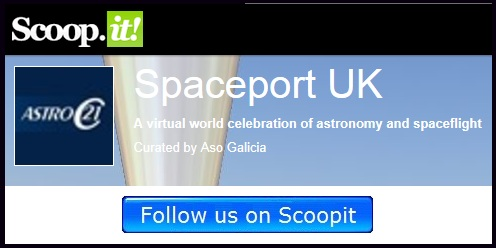 spaceport UK at scoopit.com